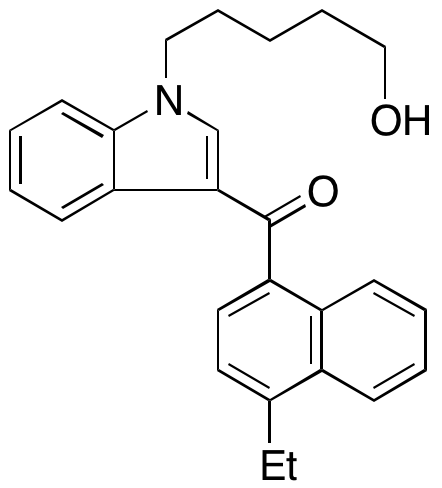 JWH-210 5-Hydroxypentyl (100 µg/mL in Methanol)